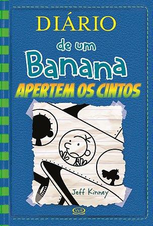 Livro Diário de um Banana - Apertem os Cintos - Kinney