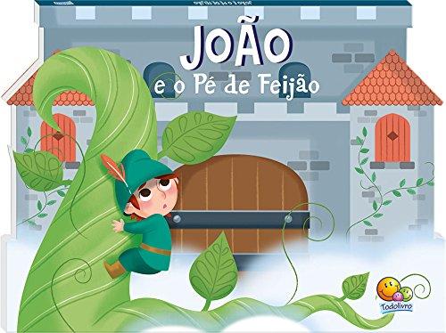 Livro João e o Pé de Feijão - Contos Clássicos Pop-ups - Todolivro