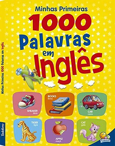 Livro Minhas Primeiras 1000 Palavras em Inglês