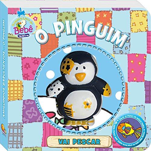 Livro O Pinguim - Amiguinhos Barulhentos