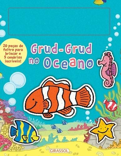 Livro Um jeito diferente de aprender! Grud-Grud no Oceano