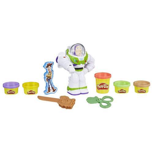 Massa De Modelar Toy Story 4 - Buzz Lightyear - Play-doh - Hasbro