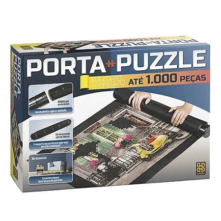 Porta Quebra-Cabeça Puzzle Grow para até 1000 peças