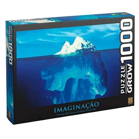 Quebra-Cabeça Puzzle Grow 1000 peças Imaginação
