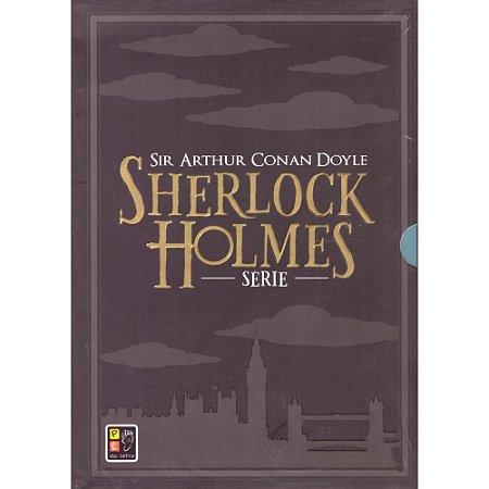 Sherlock Holmes Box com 06 Livros
