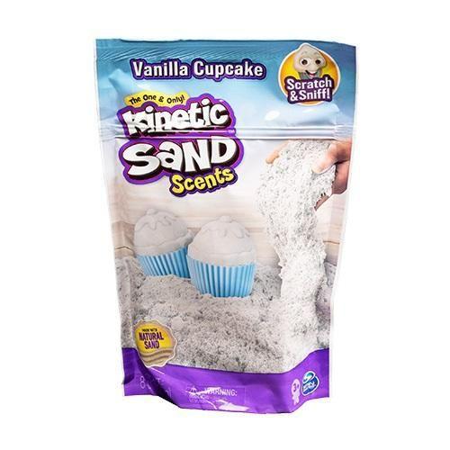Massa Areia de Modelar Kinetic Sand Aromas