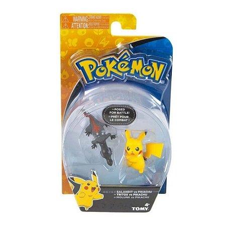 Boneco Pokémon Figura de Ação - Sunny