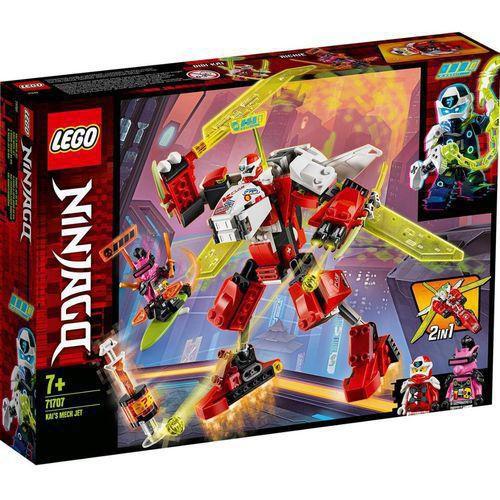 LEGO Ninjago O Jato Robô do Kai