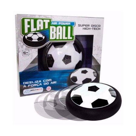 Kit Flat Ball - Multikids BR371