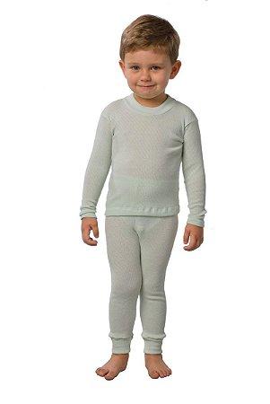 Conjunto Infantil Lion Branco - 5037