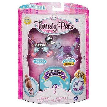 Twisty Petz Surpresa Rara - Sunny