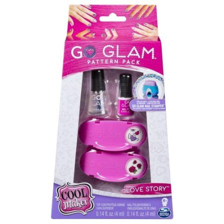 Go Glam Nail Fashion Pack 2 Cartuchos - Sunny