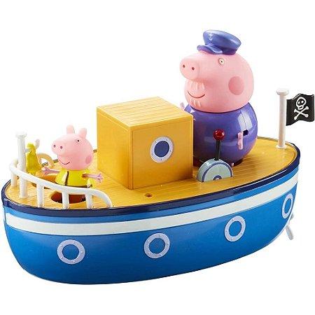 Barco do Vovô Pig - Peppa Pig - Sunny 2309
