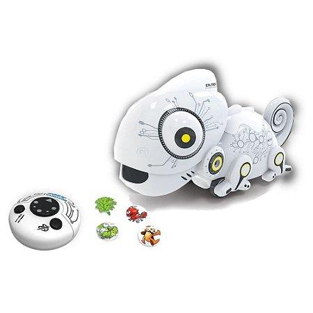 Robô Camaleão de Controle Remoto