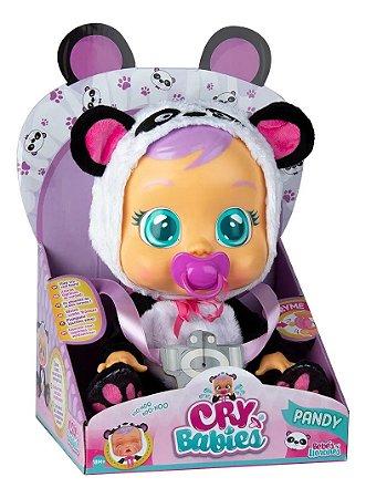 Boneca Cry Babies Cry Babies Pandy