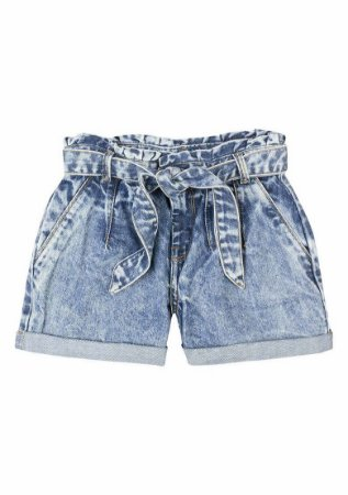 Short Infantil PUC Jeans Clochard