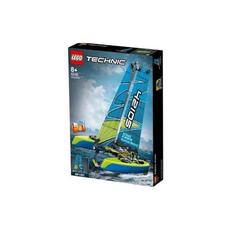 LEGO Technic Catamarã