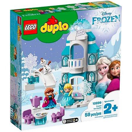 LEGO DUPLO Castelo de Gelo da Frozen