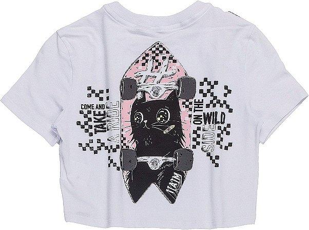 Camiseta Infantil I am Authoria com faixa 2112