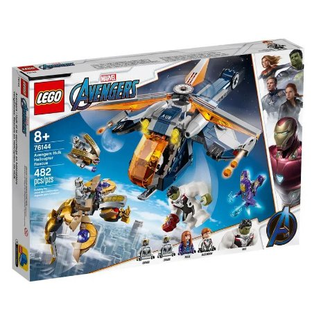 LEGO AVENGERS HELICOPTER 76144