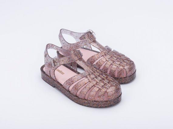 Melissa Mel Possession Glitter Rosa