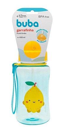Garrafinha Infantil Limão Buba5 Azul