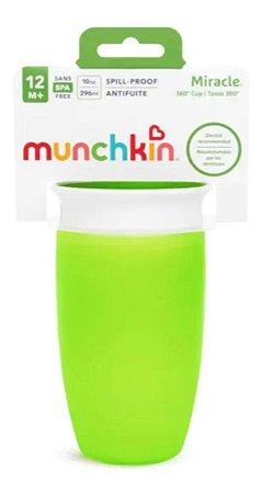 Copo Infantil 360 Grande Munchkin Verde