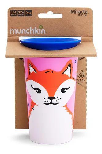 Copo Infantil 360 Wild Munchkin Azul