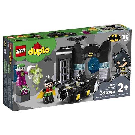 LEGO DUPLO Batman Batcaverna