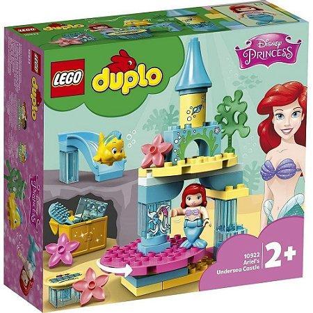 LEGO DUPLO Disney O Castelo do Fundo do Mar da Ariel