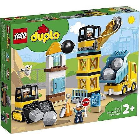 LEGO DUPLO Demolição com Bola Destruidora