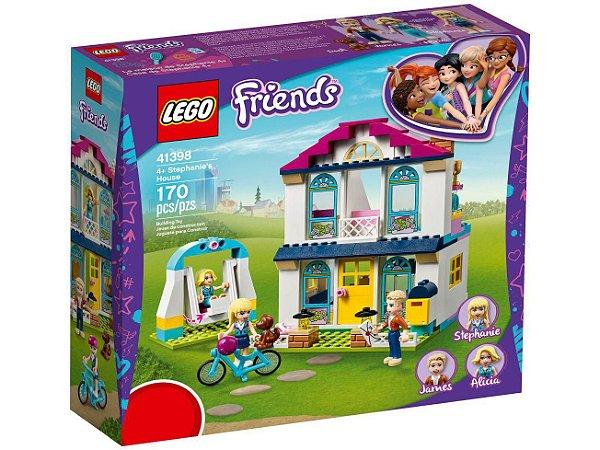 LEGO Friends A Casa de Stephanie