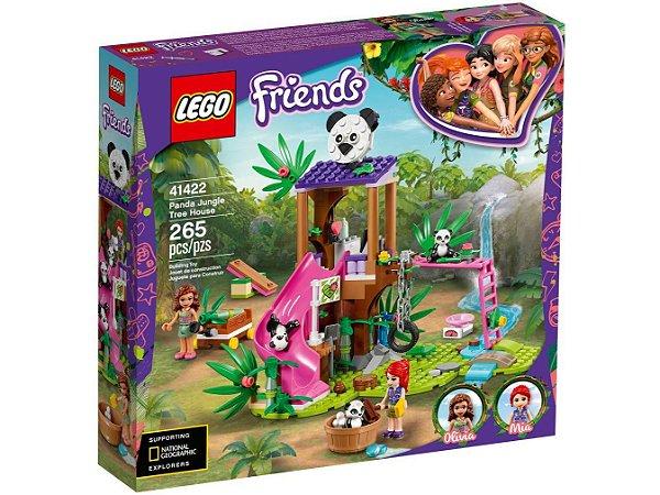 LEGO Friends Casa do Panda na Árvore da Selva