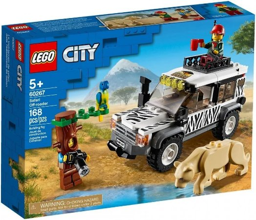 LEGO City Off-Roader para Safari