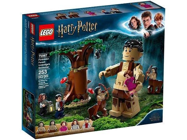 LEGO Harry Potter A Floresta Proibida: O Encontro de Grope e Umbridge