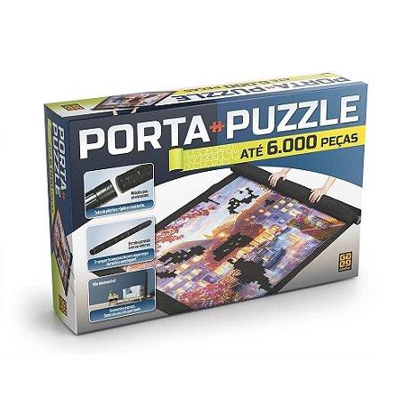 Porta Quebra-Cabeça Puzzle Grow para até 6000 peças