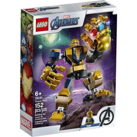 LEGO Super Heroes Robô Thanos