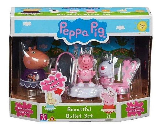 Playset Peppa Pig Cenário Ballet