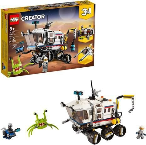 LEGO Creator Carro Lunar Explorador