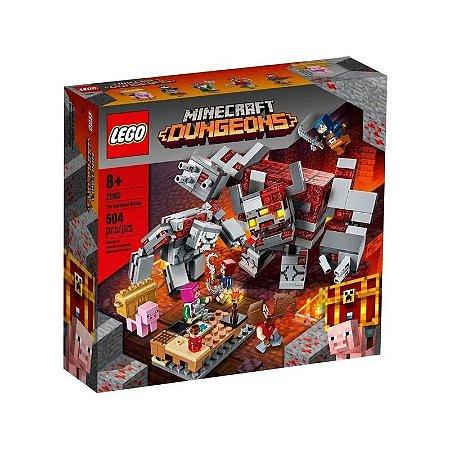 LEGO Minecraft O Combate de Redstone
