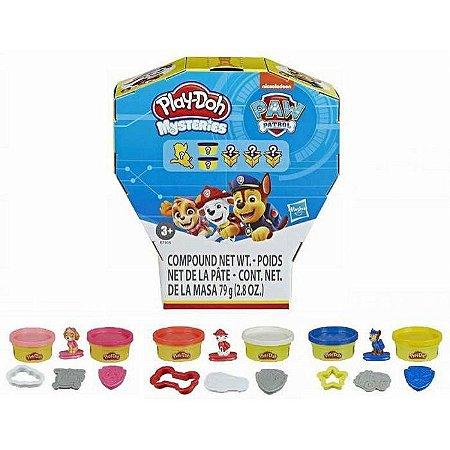 Massinha Play-Doh Patrulha Canina Mistérios - Hasbro