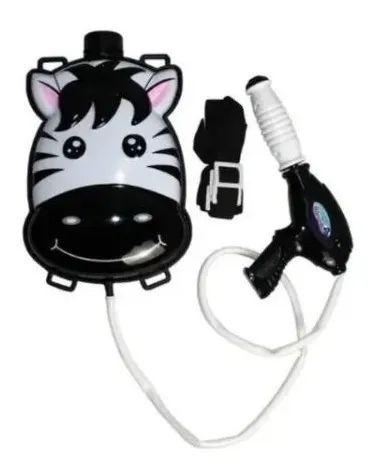 Lançador Água Com Reservatório Zebra