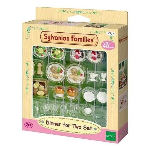 Sylvanian Families Conjunto Jantar Para Dois - Epoch Magia 4717