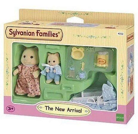 Sylvanian Families Recém Nascido - Epoch Magia 5433