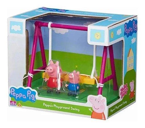 Playset Peppa Pig Balanço