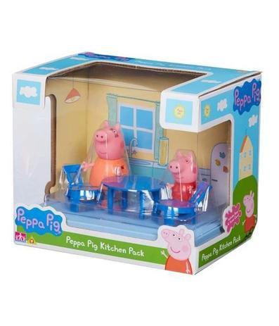 Playset Peppa Pig Sala de Jantar