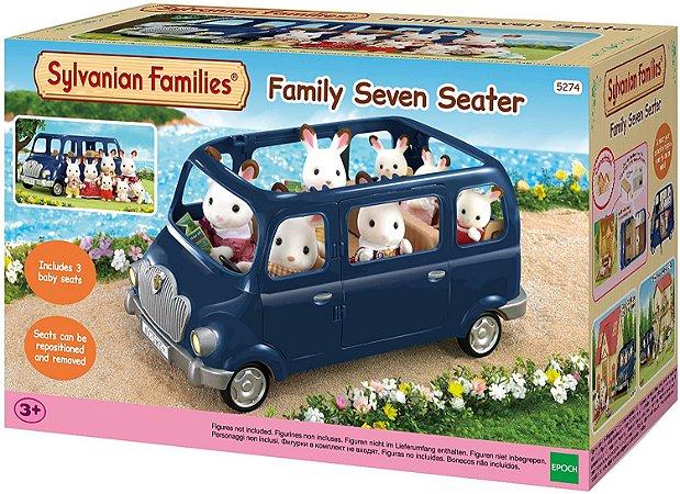 Sylvanian Families Mini Van - Epoch Magia 5274