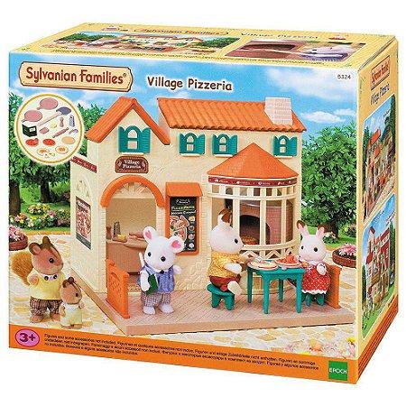 Sylvanian Families Pizzaria da Vila - Epoch Magia 5324
