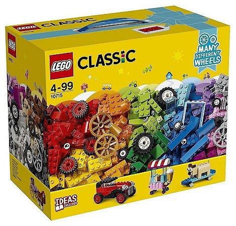 LEGO Classic Peças sobre Rodas