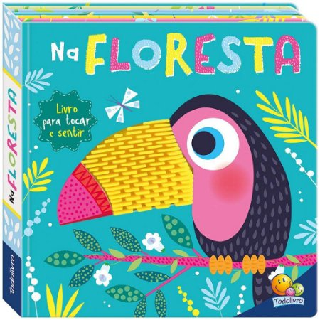 Livro Na Ponta dos Dedos: Floresta